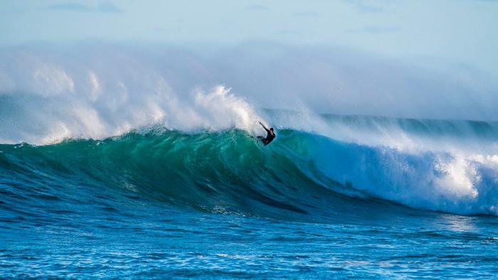 Jack Robinson, Vans Triple Crown of Surfing virtual