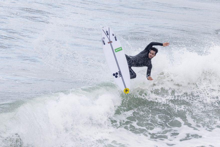 Hunter Jones, black Surfer, Los Angeles