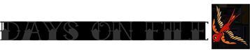 Days On File Logo