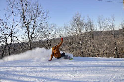 Rob Kelley, surf New Jersey snowboarding