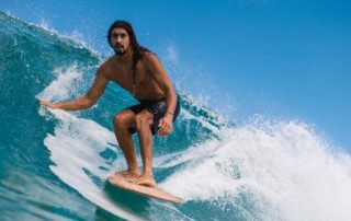 Cliff Kapono, Vans Triple Crown of Surfing