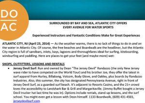 Do Atlantic City Website