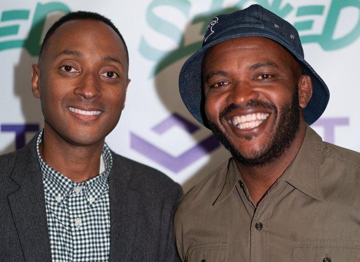 Steve Larosiliere interview by Jon Coen for Men's Journal, Selema Masekela