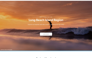 Surfing Long Beach island, NJ