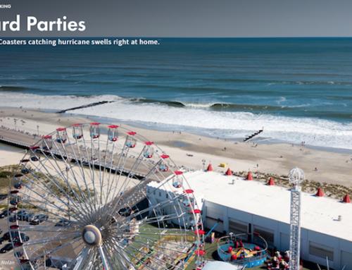 Backyard Parties for Surfline