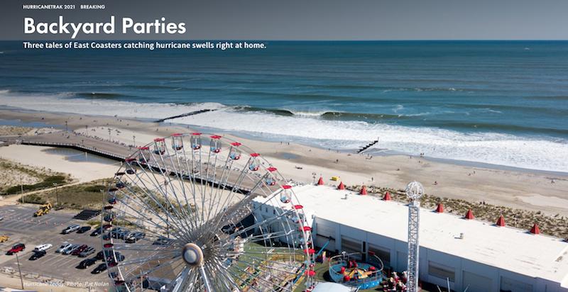 Backyard Parties Hurricane Swells Surfline