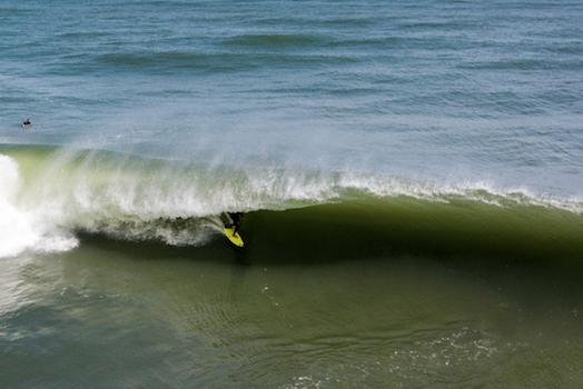 Hurricane surf New Jersey rob Kelly